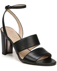 Franco Sarto - Haneli Leather Sandals - Lyst