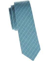 Original Penguin - Colby Textured Stripe Tie - Lyst