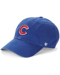 e840767aeb6f8 Lyst - American Needle  foundry - Chicago Cubs  Mesh Back Baseball ...