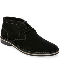 Steve Madden - Hacksw Casual Suede Chukka Boots - Lyst