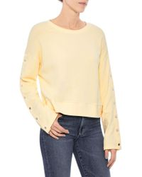 Joe's Jeans - Studded Crewneck Jumper - Lyst