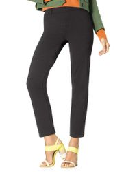 Hue - Little Black Cropped Tregging - Lyst