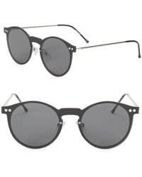 Spitfire - 50mm Round Sunglasses - Lyst