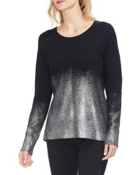 Two By Vince Camuto - Gilded Rose Ombre Jumper - Lyst