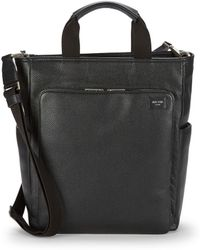 Jack Spade - Leather Crossbody Bag - Lyst