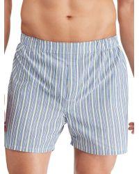 Polo Ralph Lauren - 3-pack Classic-fit Woven Cotton Boxers - Lyst