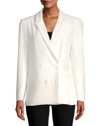 The Fifth Label - Reminiscence Curveball Double-breasted Blazer - Lyst