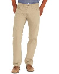 Levi's - 514 Straight-fit Chinchilla Twill Jeans - Lyst