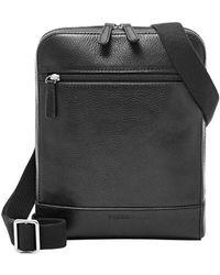Fossil - Leather Shoulder Bag - Lyst