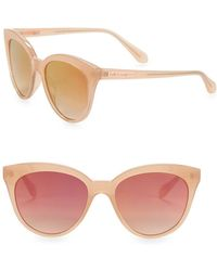 Vince Camuto - 58mm Cat Eye Sunglasses - Lyst