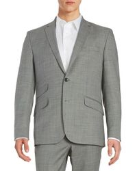Kenneth Cole - Wool-blend Suit Separate Coat - Lyst