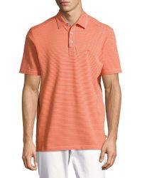 Tommy Bahama - Marina Marlin Striped Polo Shirt - Lyst