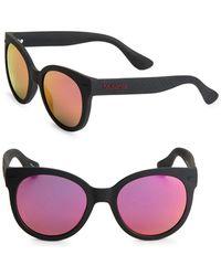 bb1d55bf8e Havaianas - Noronha 52mm Round Sunglasses - Lyst