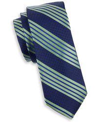 Ted Baker - Striped Slik Tie - Lyst
