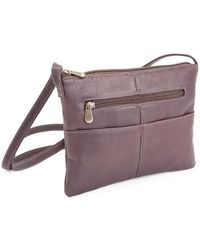 Royce - New York Crossbody Handbag - Lyst