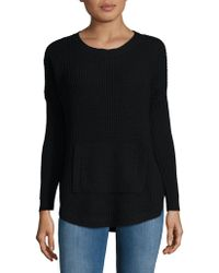 Two By Vince Camuto - Waffle-knit Jumper - Lyst