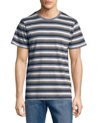 SELECTED - Sunny Striped Tee - Lyst