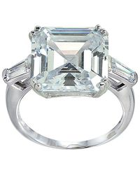 Lord + Taylor Cubic Zirconia Square Ring