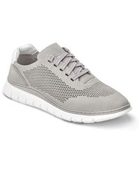 Vionic - Joey Perforated Trainers - Lyst