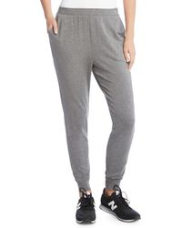 Karen Kane - French Terry Relaxed-fit Joggers - Lyst