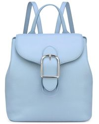 Anne Klein - Leather Backpack - Lyst
