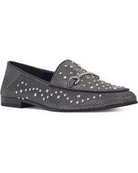 Nine West - Weslir Studded Loafers - Lyst