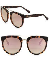 Vince Camuto - 50.8mm Round Sunglasses - Lyst