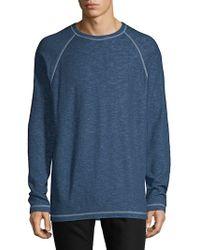 Tommy Bahama - Fortuna Flip Reversible Sweatshirt - Lyst