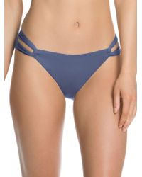 SOLUNA - Full Moon Wrap Bikini Bottom - Lyst