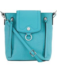 Lodis - Sunset Boulevard Hailey Rfid Leather Convertible Mini Backpack - Lyst