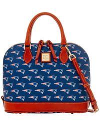 Dooney & Bourke - Penn State Nittany Lions Zip Zip Satchel - Lyst