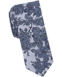 Original Penguin - Moodie Floral Cotton Tie - Lyst