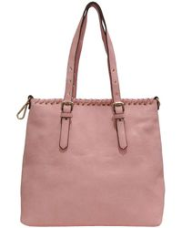 Chinese Laundry - Harper Faux Leather Whipstitch Tote - Lyst