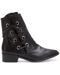 Matisse - Proper Leather Booties - Lyst