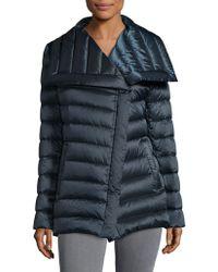 Tahari - Chloe Quilted Jacket - Lyst