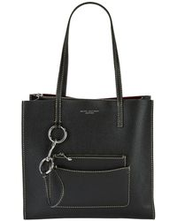 Marc Jacobs - Shopper Leather Tote - Lyst