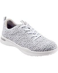 Softwalk - Sampson Knit Sneakers - Lyst