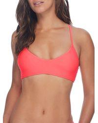 Body Glove - Smoothies Alani Halter-multi Strap Bikini Top - Lyst