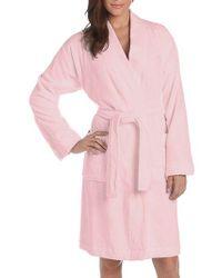 Lauren by Ralph Lauren - Greenwich Towel Cotton Robe - Lyst