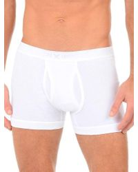 2xist - Pima Cotton Boxer Briefs - Lyst