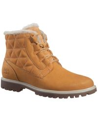 Helly Hansen - Women's Vega Faux Fur-lined Ankle Boots - Lyst