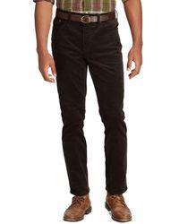 Polo Ralph Lauren - Varick Slim-fit Pants - Lyst