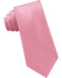 Michael Kors - Satin Micro Pindot Silk Tie - Lyst