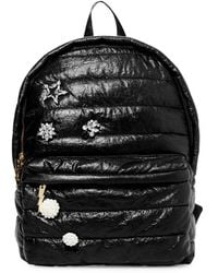 Betsey Johnson - Puff Backpack - Lyst