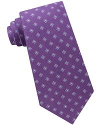 Michael Kors - Diamond Dot Neat Silk Tie - Lyst