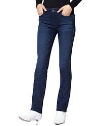 Sanctuary - Modern Standard Straight Jeans - Lyst