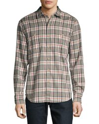 Tommy Bahama - Harbor Plaid Button-down Shirt - Lyst