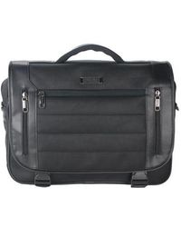 Kenneth Cole Reaction - Double Flap Briefcase - Lyst