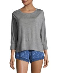 Honeydew Intimates - Two-piece Top And Shorts Lazy Sun Sleepwear - Lyst