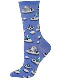 Hot Sox - Igloos Crew Socks - Lyst